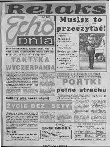 Echo Dnia 1993, R.23, nr 171