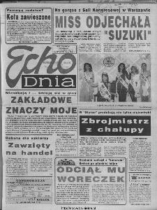 Echo Dnia 1993, R.23, nr 187