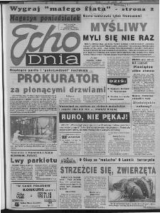 Echo Dnia 1993, R.23, nr 197