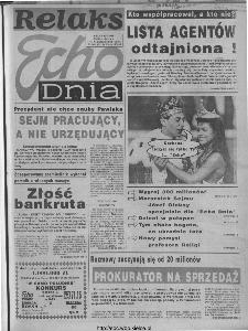 Echo Dnia 1993, R.23, nr 201