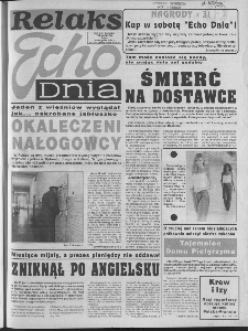 Echo Dnia 1994, R.24, nr 231