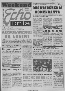 Echo Dnia 1995, R.21, nr 36
