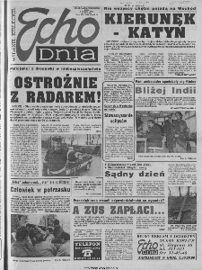 Echo Dnia 1995, R.21, nr 81