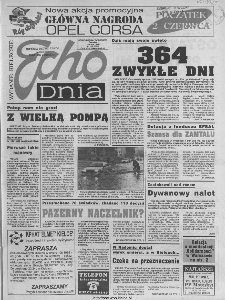 Echo Dnia 1995, R.21, nr 125