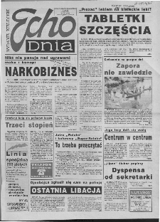 Echo Dnia 1995, R.21, nr 160