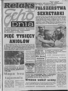 Echo Dnia 1995, R.21, nr 161