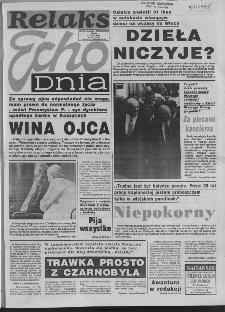 Echo Dnia 1995, R.21, nr 167