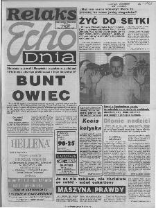Echo Dnia 1995, R.21, nr 179
