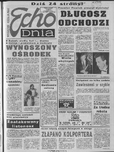 Echo Dnia 1995, R.21, nr 236