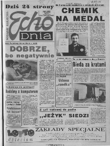 Echo Dnia 1995, R.21, nr 242