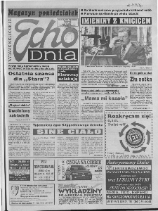 Echo Dnia 1996, R.22, nr 162