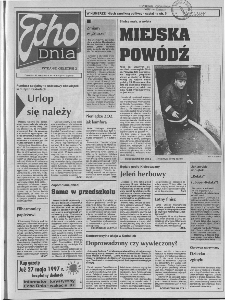 Echo Dnia 1997, R.23, nr 116