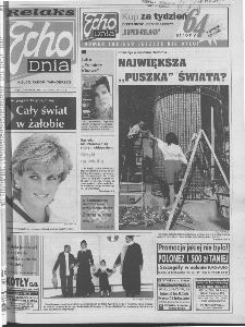 Echo Dnia 1997, R.23, nr 205