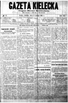Gazeta Kielecka, 1910, R.41, nr 86
