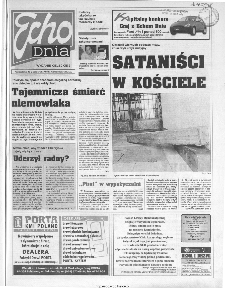 Echo Dnia 1998, R.24, nr 243
