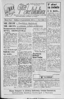 Głos Instalatora : organ Podstawowej Organ.[izacji] Partyjnej PZPR, Rad Zakładowych, Dyrekcji i ZMP Zjednoczenia Instalacji Sanitarnych B.M. Radom, 1944, nr 9