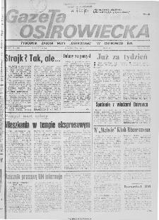 Gazeta Ostrowiecka, 1991, nr 17