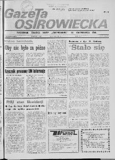 Gazeta Ostrowiecka, 1991, nr 28