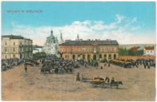 Bazary w Kielcach