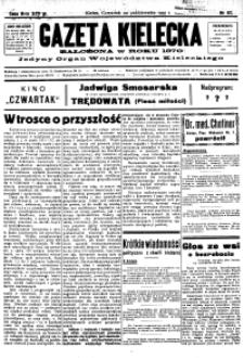 Gazeta Kielecka, 1870, R.3, nr 6