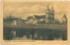 Jędrzejów klasztor i seminarium nauczycielskie. (2)
