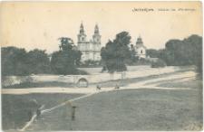 Jedrzejów Klasztor Świętego Wincentego