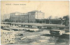 Kielce. Dworzec kolejowy.(2)