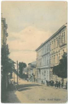 Kielce. Hotel Polski.