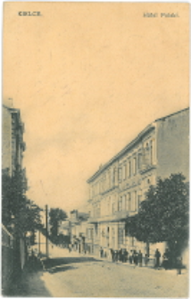 Kielce. Hotel Polski.(2)