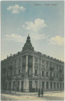 Kielce. Hotel Versal.