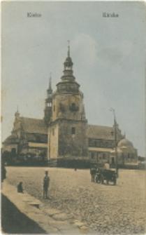 Kielce. Kirche.(2)