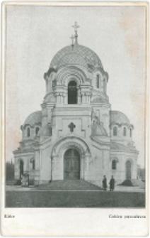 Kielce. Cerkiew prawosławna.