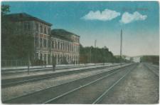 Kielce. Dworzec kolejowy. (4)