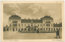 Kielce. Dworzec kolejowy. (5)