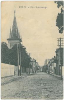 Kielce. Ulica Konstantego.(2)