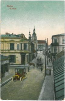 Kielce. Ulica Duża.(2)