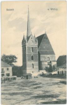 Kościół w Wiślicy.
