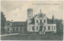 Pałac Henryka Sienkiewicza w Oblęgorku.