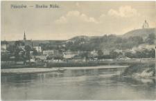 Pińczów. Rzeka Nida.
