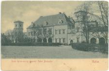 Rzad Gubernialny dawniej Pałac Biskupów Kielce.