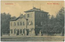 Suchedniów. Dworzec kolejowy.(2)