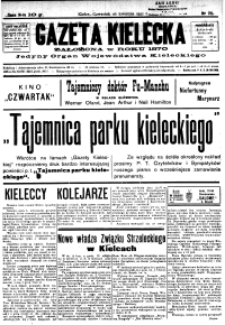 Gazeta Kielecka, 1870, R.1, nr 12