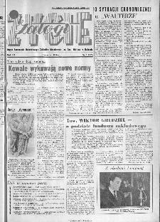 Życie Załogi : organ Samorządu Robotniczego Zakładów Metalowych im. Gen. Waltera w Radomiu, 1960, nr 5