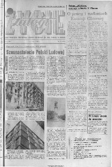 Życie Załogi : organ Samorządu Robotniczego Zakładów Metalowych im. Gen. Waltera w Radomiu, 1960, nr 7