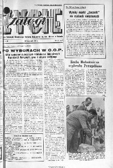 Życie Załogi : organ Samorządu Robotniczego Zakładów Metalowych im. Gen. Waltera w Radomiu, 1960, nr 10