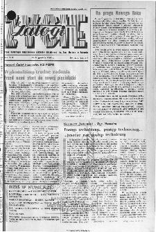 Życie Załogi : organ Samorządu Robotniczego Zakładów Metalowych im. Gen. Waltera w Radomiu, 1960, nr 11-12
