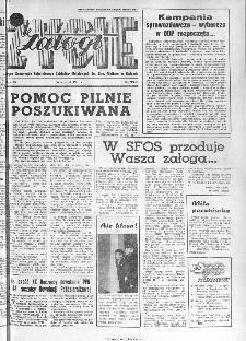 Życie Załogi : organ Samorządu Robotniczego Zakładów Metalowych im. Gen. Waltera w Radomiu, 1961, nr 9