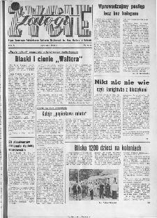Życie Załogi : organ Samorządu Robotniczego Zakładów Metalowych im. Gen. Waltera w Radomiu, 1962, nr 6