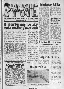 Życie Załogi : organ Samorządu Robotniczego Zakładów Metalowych im. Gen. Waltera w Radomiu, 1962, nr 8