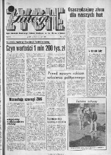 Życie Załogi : organ Samorządu Robotniczego Zakładów Metalowych im. Gen. Waltera w Radomiu, 1962, nr 9